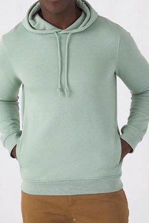 Organic Hooded Sweat