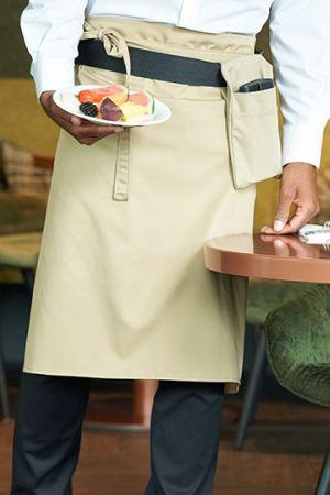 Bistroschürze Roma 80 x 100 cm
