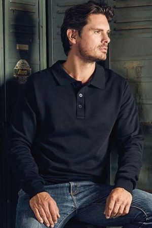 New Polo Sweater