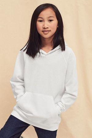 Kids Lightweight Hooded Sweat