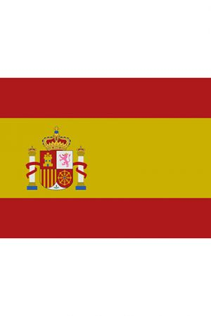 Fahne Spanien