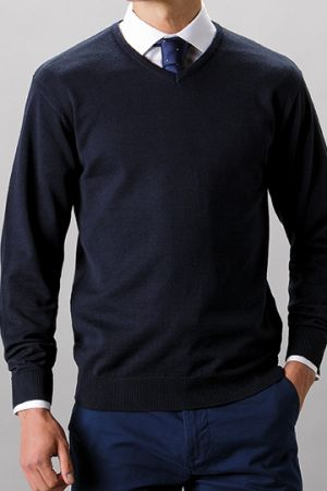 Classic Fit Arundel V-Neck Sweater