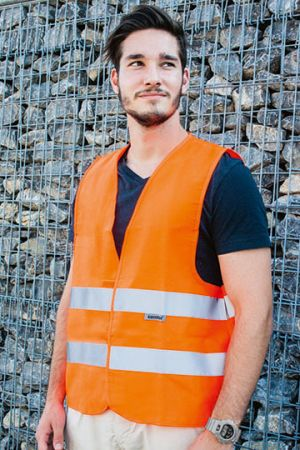 Safety Vest Professional 80/20 Polycotton