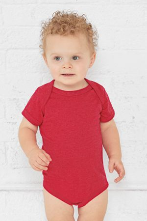 Infant Fine Jersey Short Sleeve Bodysuit
