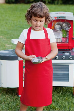 Cotton Barbecue Apron Kids